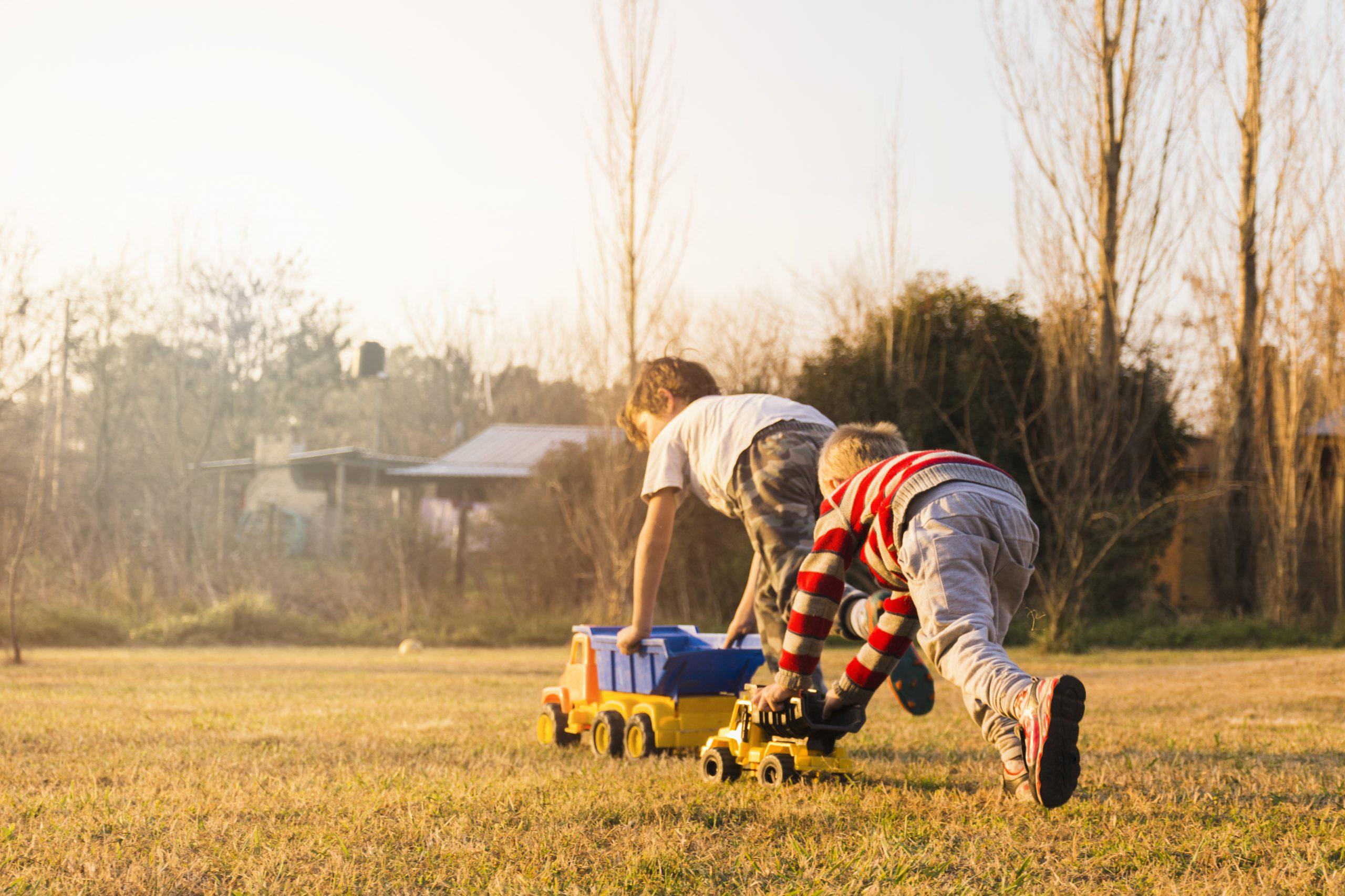 детско двигателно развитие