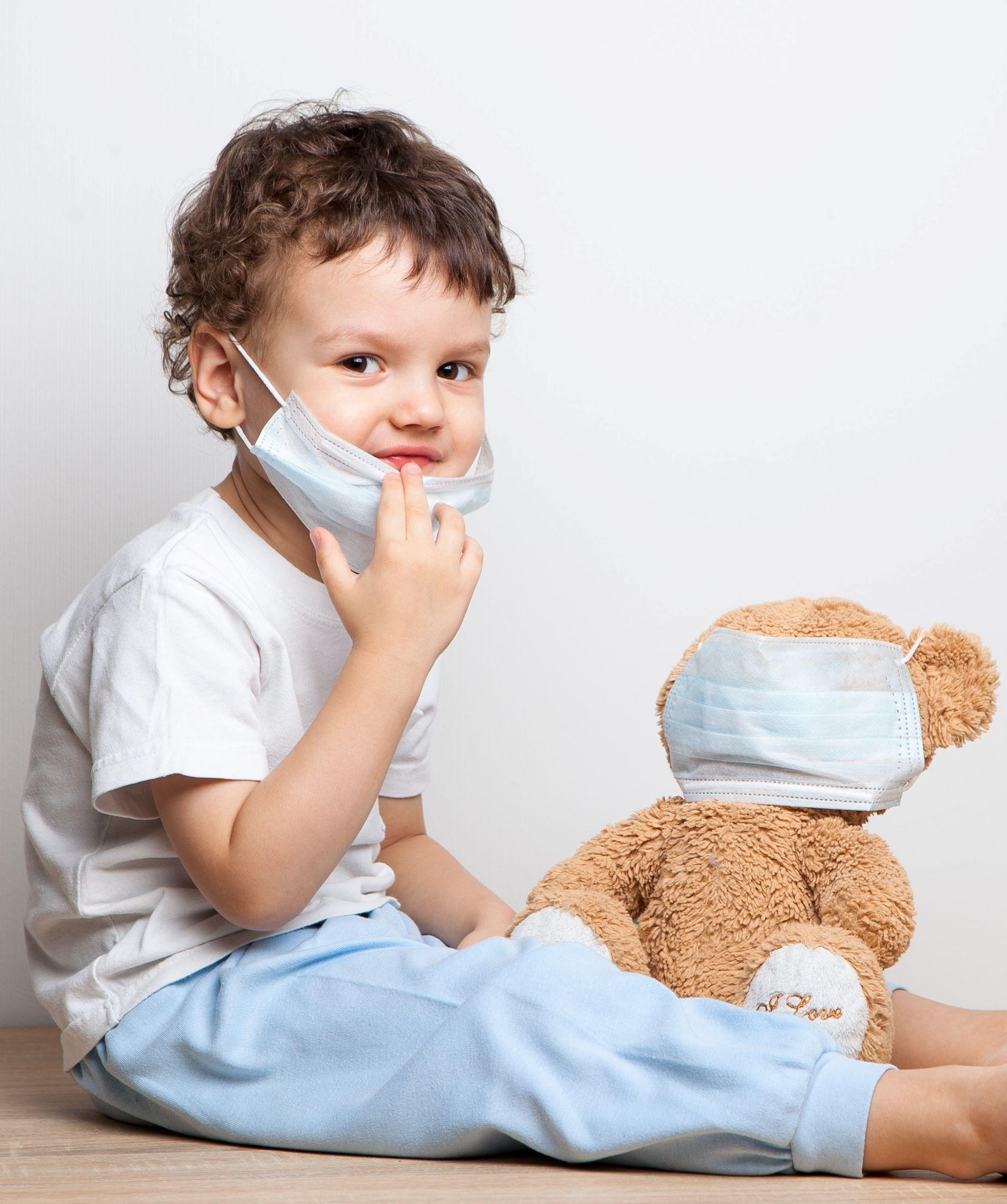 коронавирус и деца