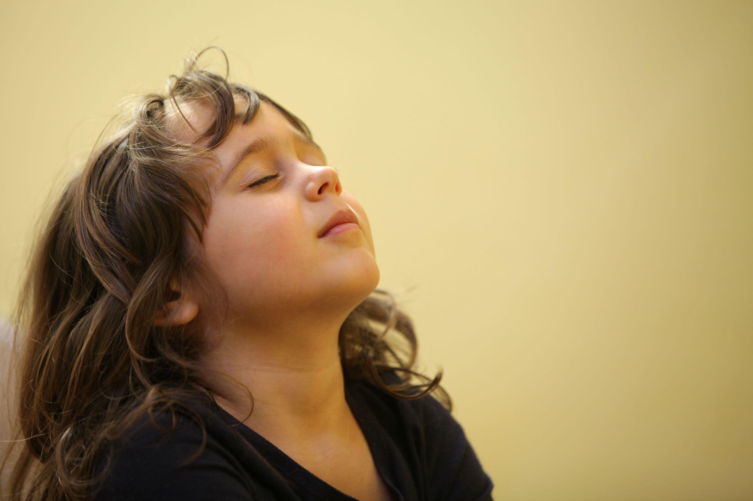дихателно упражнение тревожност