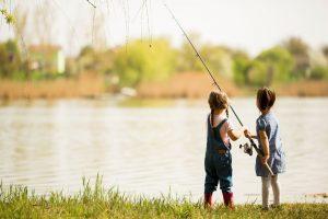 игра риболов