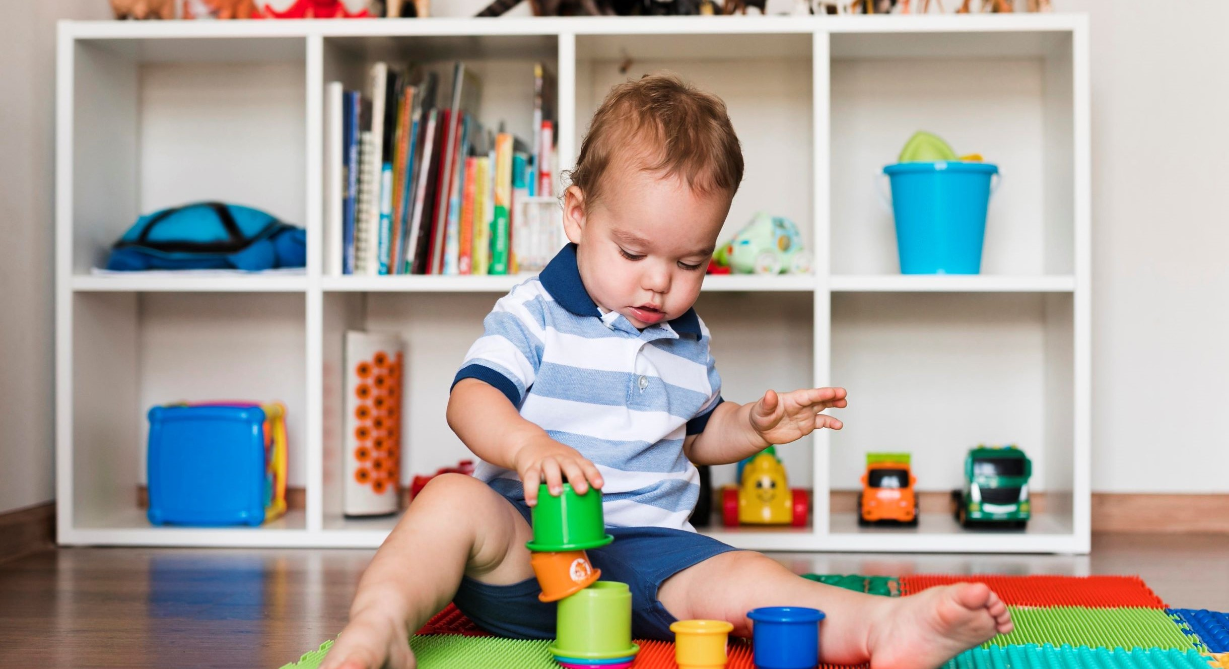 монтесори, организация на средата, детска стая, детско развитие, игри, психолог, логопед