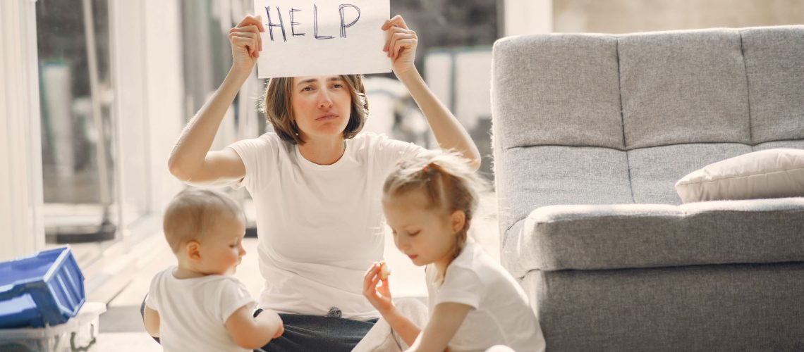 родителско прегаряне burnout умора стрес